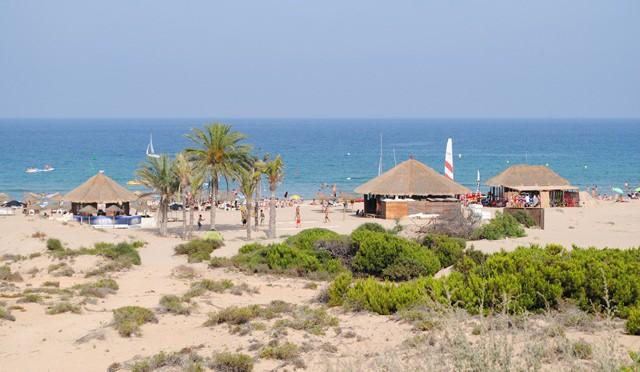 Bilder från Carabassi Beach